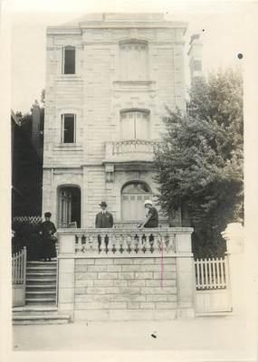 """CPA / PHOTOGRAPHIE FRANCE 17 """"Royan, 1923, villa clair de Lune"""""""