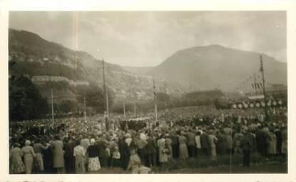 "CPA / PHOTOGRAPHIE NORVEGE ""1958, Bergen"""
