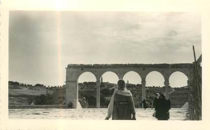 "CPA / PHOTOGRAPHIE ISRAEL ""1960, le Mont des Oliviers"""