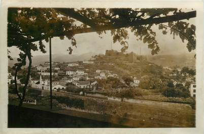 """CPA / PHOTOGRAPHIE PORTUGAL """"Funchal"""""""