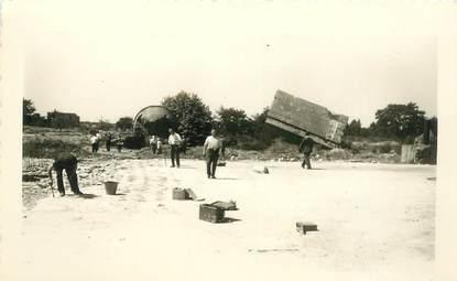 """CPA / PHOTOGRAPHIE ALLEMAGNE """"Berlin, reste de la Forteresse d'Hitler, 1959"""""""