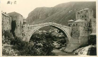 "CPA / PHOTOGRAPHIE YOUGOSLAVIE ""1960, Mostar"""