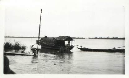 """CPA / PHOTOGRAPHIE VIETNAM 1933 """"Mékong"""""""