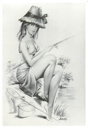 CPM NU dessiné / Illustré par GOURDON