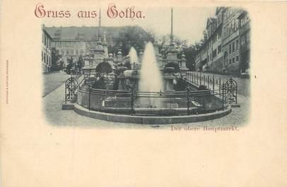 CPA ALLEMAGNE / Gruss aus Gotha