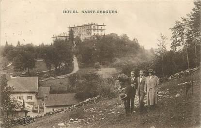"CPA SUISSE ""Hotel Saint Cergues"""