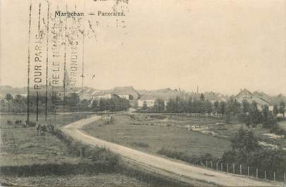 """CPA LUXEMBOURG """"Marbehan"""""""