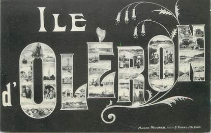 "/ CPA FRANCE 17 ""Ile d'Oleron"""