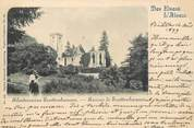 "88 Vosge CPA FRANCE 88 ""Ruines de Truttenhausen"""