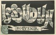 "36 Indre / CPA FRANCE 36 ""Souvenir d'Issoudun"""