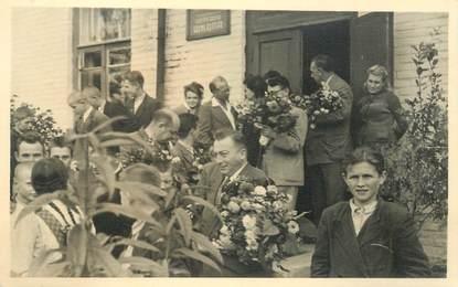 """CPA / CARTE PHOTO RUSSIE """"Près de Kiev, 1950"""""""