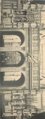 """CPA PANORAMIQUE FRANCE 89 """"Eglise de Saint Florentin"""""""
