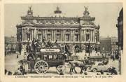 """75 Pari / CPA FRANCE 75002 """"Paris,l'omnibus Madeleine Bastille"""""""