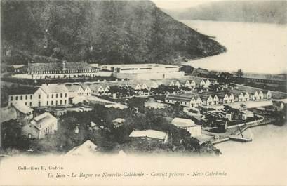 """CPA NOUVELLE CALEDONIE """"Le Bagne"""" / BAGNE"""