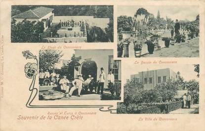 "CPA CRETE ""Conconnara, Souvenir de La Canée"""