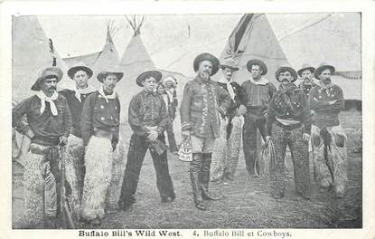 CPA INDIEN / BUFFALO BILL