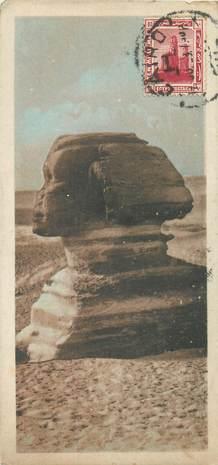 """CPA EGYPTE """"Le Caire"""" / FORMAT SPÉCIAL"""