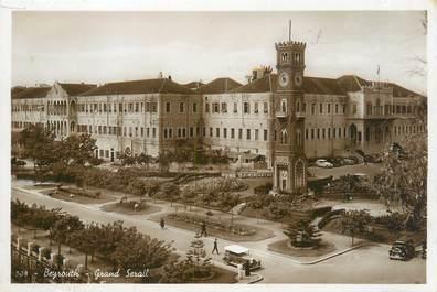 """CPA LIBAN """"Beyrouth, Grand Serail"""""""