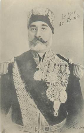 """CPA TUNISIE """"Le Bey de Tunis"""""""