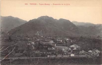 """CPA VIETNAM INDOCHINE """"Tonkin, Tuyen Quang"""""""