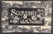 """Asie CPA VIETNAM INDOCHINE """"Souvenir de Cholon"""""""