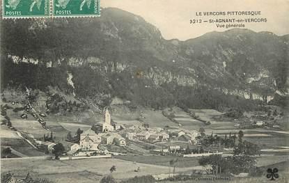 "CPA FRANCE 26 ""Saint Agnant en Vercors"""