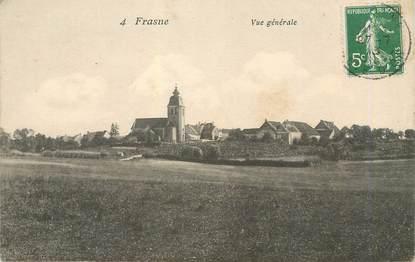 "/ CPA FRANCE 39 ""Frasne, vue générale"""