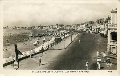 """CPSM FRANCE 85 """"Sables d'Olonne"""""""