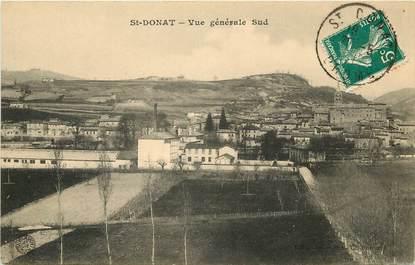 """CPA FRANCE 26 """"Saint Donat, vue générale sud"""""""