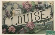 "Theme / CPA PRENOM  "" Louise"""
