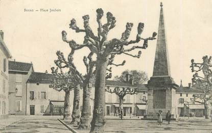 "/ CPA FRANCE 01 ""Bourg, place Joubert"""