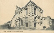 "33 Gironde / CPA FRANCE 33 ""Libourne"" / CAISSE D'EPARGNE"