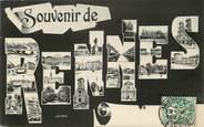 """35 Ille Et Vilaine CPA FRANCE 35 """"Souvenir de Rennes"""""""