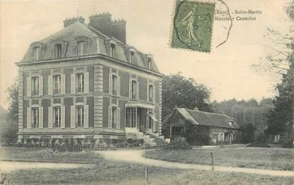 "/ CPA FRANCE 27 ""Saint Martin, Etrepagny"""