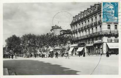 """/ CPSM FRANCE 24 """"Périgueux, les boulevards"""""""