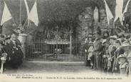 """22 Cote D'armor / CPA FRANCE 22 """"Etables, Grottes de N.D de Lourdes"""""""