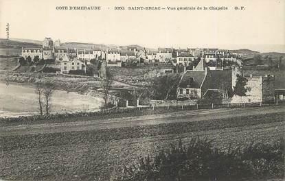 """/ CPA FRANCE 35 """"Saint Briac, vue générale de la Chapelle"""""""