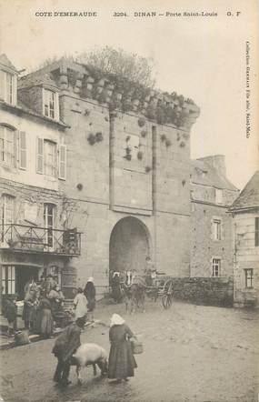 """/ CPA FRANCE 22 """"Dinan, porte Saint Louis"""""""