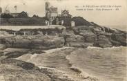 """17 Charente Maritime / CPA FRANCE 17 """"Saint Palais sur Mer, conche de concié, villa Primavera"""""""