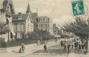"""17 Charente Maritime / CPA FRANCE 17 """"Royan, le boulevard Saint Georges"""""""