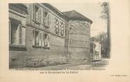 """89 Yonne / CPA FRANCE 89 """"Sens, tour des anciens remparts et fortification gallo romaines sur le bld du 14 juillet"""""""