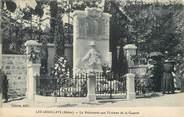 """69 RhÔne CPA FRANCE 69 """"Les Ardillats, le monument aux morts"""""""