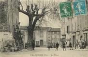 """83 Var CPA FRANCE 83 """"Villecroze, la Place"""""""