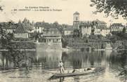 """19 Correze / CPA FRANCE 19 """"Argentat, les jardins de la Dordogne"""""""