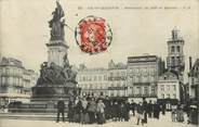 "02 Aisne / CPA FRANCE 02 ""Saint Quentin"" / MONUMENT"