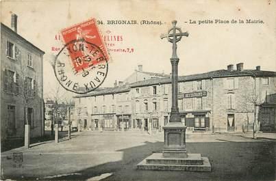 """CPA FRANCE 69 """"Brignais"""""""