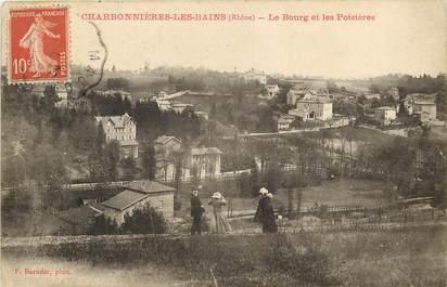 """CPA FRANCE 69 """"Charbonnières les Bains"""""""