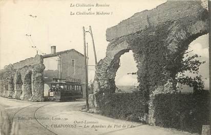 """CPA FRANCE 69 """"Chaponost, les aqueducs"""""""