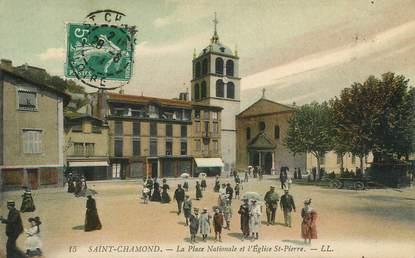 "CPA FRANCE 42 ""Saint Chamond"""