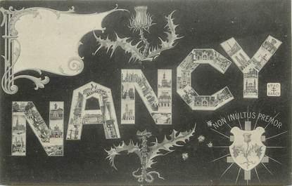 """CPA FRANCE 54 """"Nancy"""" / Nom de la ville"""